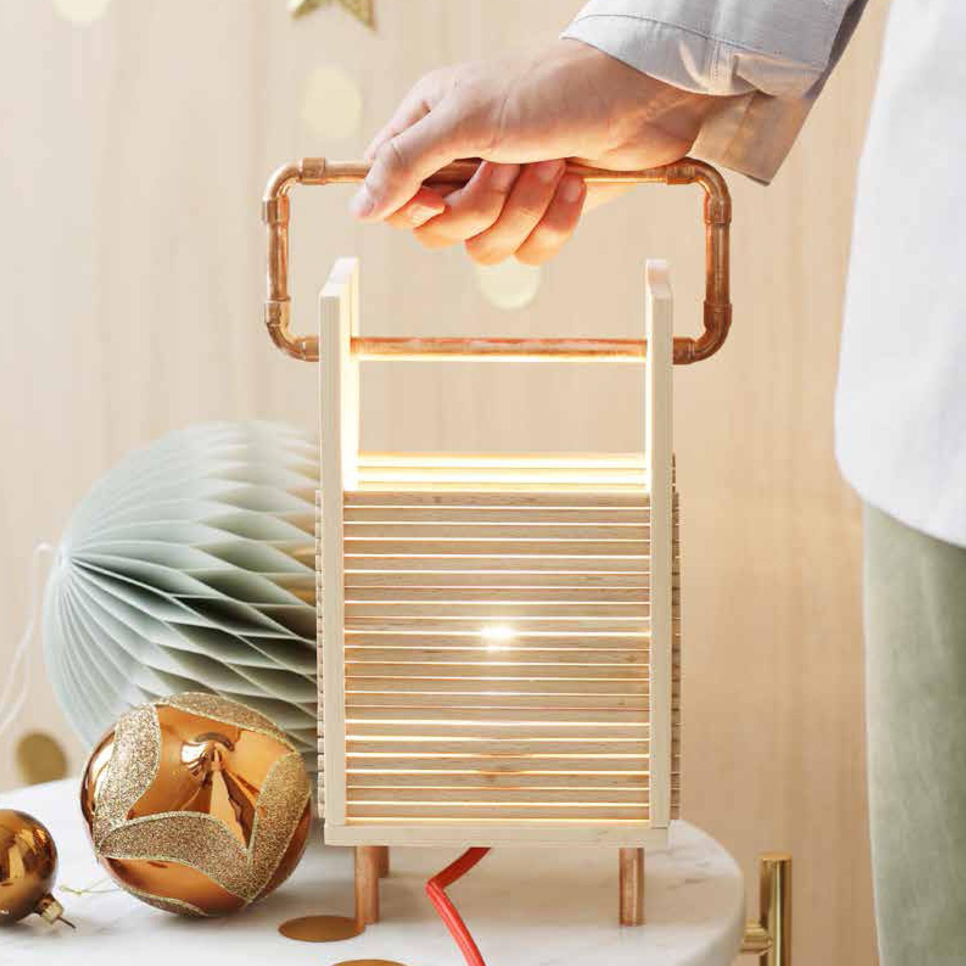 Lampe pierre lota - Salon creations savoir faire 15 novembre ...